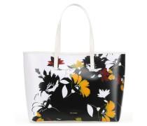 Aubrrey Shopper schwarz/weiß