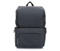 MD Lifestyle Laptop-Rucksack grau