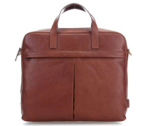 Laptoptasche 15″ cognac