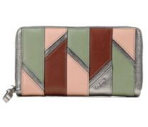 Brick 1 Geldbörse silber/mehrfarbig