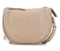 Round Love Note RLNCrossS Schultertasche taupe