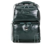 Blue Square Laptop-Rucksack 15.6″ dunkelgrün