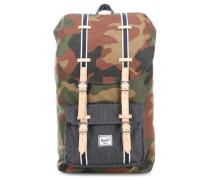 Offset Little America Rucksack 15″ camouflage