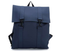 Rucksack 15″ blau
