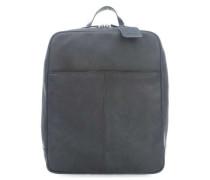 Hudson 14'' Laptop-Rucksack schwarz