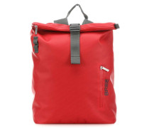 PNCH 713 Rucksack 13″ rot