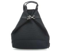 Mesh X-Change (3in1) XS Rucksack-Tasche schwarz