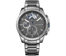 Cool Sport Chronograph silber metallic