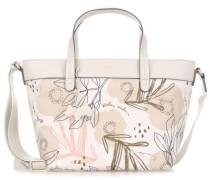 Desert Floral Handtasche beige