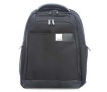 Power Pack Laptop-Rucksack 15.6″ schwarz