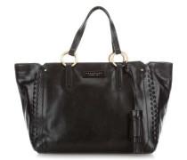 Vallombrosa Handtasche schwarz