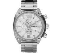 Overflow Chronograph silber