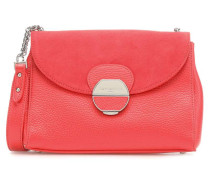Foulonne Pia Schultertasche rot