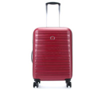 Segur 4-Rollen Trolley rot 55 cm