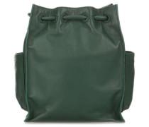 DStrin DSBackpM Rucksack-Tasche dunkelgrün