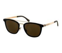 0838/S Sonnenbrille gold/schwarz