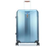 7R Master 4-Rollen Trolley blau metallic 70