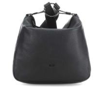Lia 9 Rucksack-Tasche schwarz