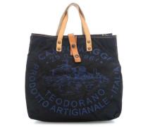 Lavaggio Stone Teodorano Handtasche schwarz/blau