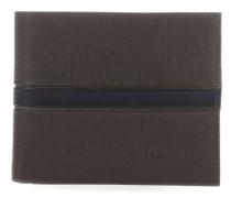 Freemer RFID Geldbörse schokolade