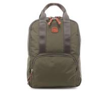 X-Travel Reiserucksack 15″ olivgrün