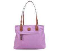 X-Bag Handtasche flieder