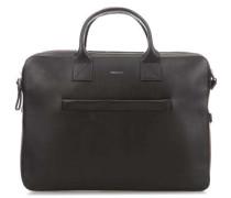Leather Classic Seth Aktentasche 15″ schwarz