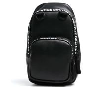 Leather II Raw Chick Slingbag schwarz