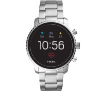 Explorist Smartwatch silber