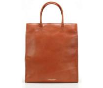 Mel 15'' Shopper cognac