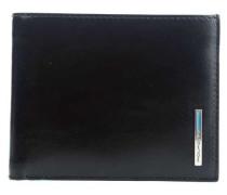 Blue Square Geldbörse schwarz