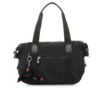 Basic Art Mini Handtasche schwarz