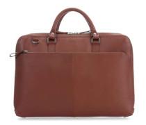 Leather Classics Dustin Aktentasche 13″ braun