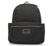 GW Luxe Rucksack 15″ schwarz