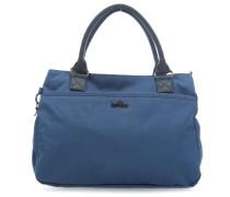 Basic Plus LM Caralisa Handtasche blau