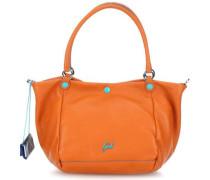 Basic Viola M Shopper orange