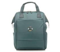 Montrouge Laptop-Rucksack 13″ smaragdgrün