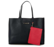 Iconic Tommy Shopper navy