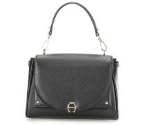 Diadora Handtasche schwarz