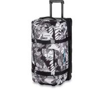 Split Roller 85L Rollenreisetasche schwarz/weiß