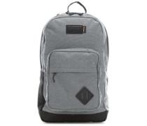 365 Pack Dlx 27 Rucksack 15″ schwarz/grau