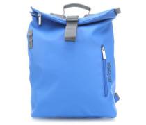 Punch 712 Rucksack 12″ blau