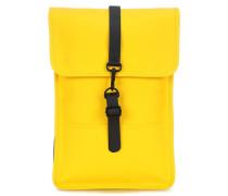 Rucksack 13″ gelb