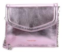 Tawny Schultertasche metallic pink