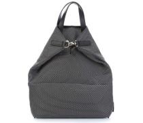 Mesh X-Change (3in1) Bag S Rucksack-Tasche silber