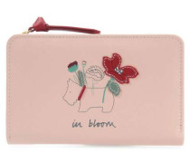 In Bloom Geldbörse rosa