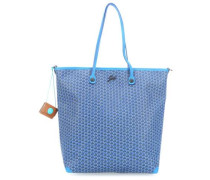 Fluo Lalla L Shopper navy