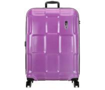 Crate Reflex 4-Rollen Trolley violett