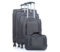 CrossLite SET Trolley-Set anthrazit