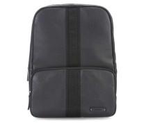 Steve 4 Laptop-Rucksack 17″ schwarz